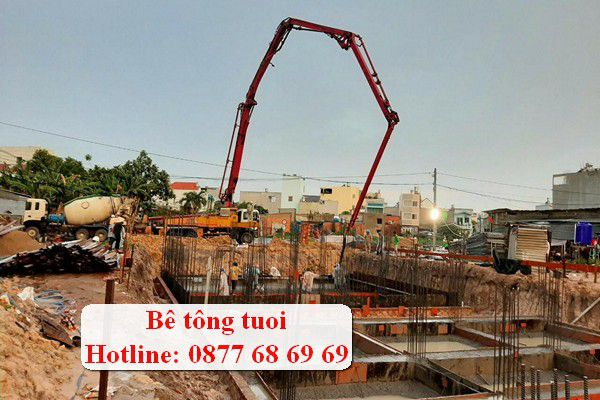 Gía bê tông tươi Bình Phước