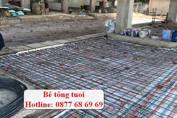 Gía bê tông tươi Rạch Chiếc ở Quận Bình Thạnh TPHCM